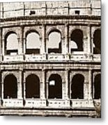 Colosseum Metal Print by Granger