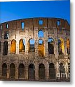Colosseum  Metal Print by Mats Silvan