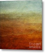 Colours Of The Fall Metal Print by Priska Wettstein