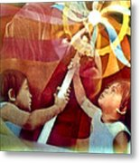 Come Unto Me 1966 Metal Print by Glenn Bautista