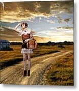 Coming Home Metal Print by Ester  Rogers