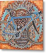 Condor Baracchi Metal Print by Mark Howard Jones