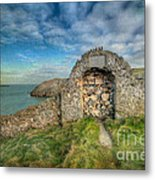 Consecrated 1535 Metal Print by Adrian Evans