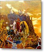 Constructors Of Time Metal Print by Henryk Gorecki
