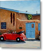Cool Ride Metal Print by Mary Giacomini
