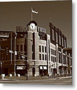 Coors Field - Colorado Rockies 17 Metal Print by Frank Romeo