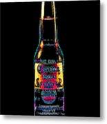 Corona Beer 20130405 Metal Print by Wingsdomain Art and Photography