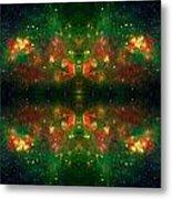 Cosmic Kaleidoscope 3 Metal Print by The  Vault - Jennifer Rondinelli Reilly