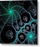 Cosmic Web Metal Print by Anastasiya Malakhova