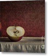 Cox Orange Apples Metal Print by Priska Wettstein