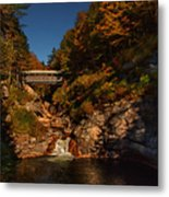 Crossing Over Metal Print by Jeff Folger