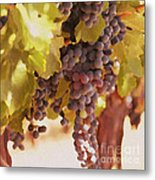 Crush Time Metal Print by Artist and Photographer Laura Wrede
