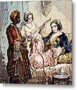 Cup Of Coffee, 1858 Metal Print by Amadeo Preziosi