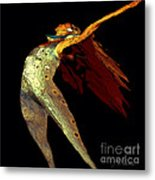 Dance Free Metal Print by Artist and Photographer Laura Wrede