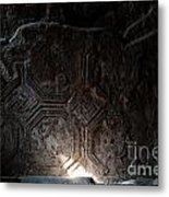 Dark Corners Metal Print by Marion Galt