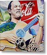 Dave Matthews Seek Up Metal Print by Joshua Morton