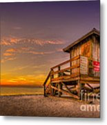 Day Before Spring Break Metal Print by Marvin Spates