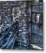 Days Gone By Metal Print by Heiko Koehrer-Wagner