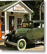 Days Gone By Metal Print by Kathleen Struckle