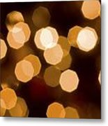 Dazzling Lights Metal Print by Rich Franco