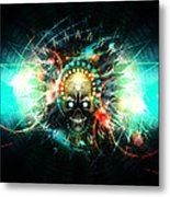 Deadstep -vip Metal Print by George Smith
