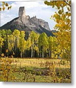 Deb's Meadow Metal Print by Eric Glaser