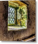Decay Metal Print by Adrian Evans