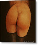 Derriere Metal Print by John Silver