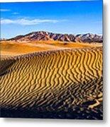 Desert Lines Metal Print by Chad Dutson
