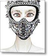 Diamonds Metal Print by Yosi Cupano
