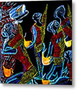 Dinka Wise Virgins Metal Print by Gloria Ssali