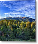 Distant Giant Metal Print by Thomas Zimmerman