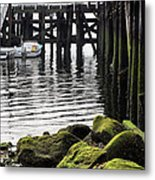 Dockside 2 Metal Print by JC Findley