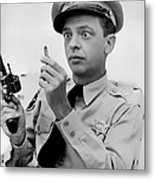 Don Knotts Metal Print by Mountain Dreams