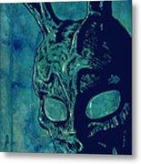 Donnie Darko Metal Print by Giuseppe Cristiano