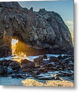 Doorway To Heaven Metal Print by Pierre Leclerc Photography