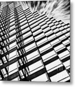 Downtown Metal Print by Scott Pellegrin