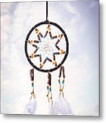 Dream Catcher Metal Print by Amanda And Christopher Elwell