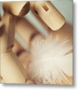 Dreams Of Flying Metal Print by Amy Weiss