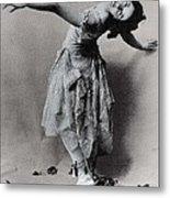 Duncan, Isadora 1878-1927. � Metal Print by Everett