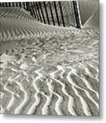 Dune Patterns II Metal Print by Steven Ainsworth