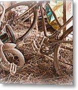 Dusty Memories Metal Print by Jim Finch