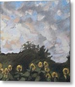 Early September Dawn Metal Print by Grace Keown