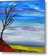 Early Spring In The Air Metal Print by Vadim Levin