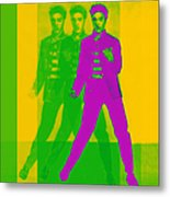 Elvis Three 20130215 Metal Print by Wingsdomain Art and Photography