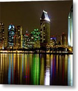 Eminent Echoes Of San Diego Metal Print by Ryan Weddle