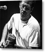 Eric Clapton 003 Metal Print by Timothy Bischoff