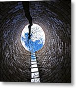 Escape Metal Print by Tom Druin