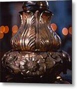Eternal Flame Of Saint Peter Metal Print by Anna Lisa Yoder