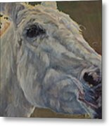 Eunice Metal Print by Patricia A Griffin